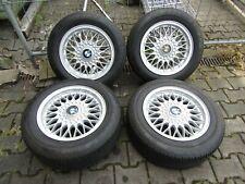 4 BBS BMW Alufelgen für  M BMW Serie 3 E30  7JX15 H2 ET30