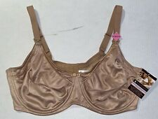 *La Leche League Intl. Smooth Cup Underwire Nursing Bra Style 4923 Size 40DD NWT