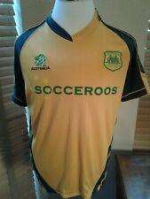 Australia Socceroos 2007 Mens Jersey Shirt Size S   P10703