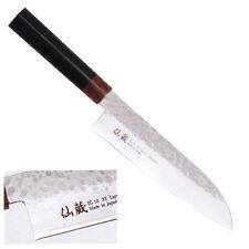 KANETSU Japanisches Damast Kochmesser Fleischmesser Santoku Messer Küchenmesser