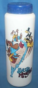 Rare Disneyland Splash Mountain  Water/Drink Plastic Bottle