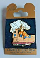 Disney WDW - Gold Card - Expedition Everest - Goofy with Yeti Pin 63464