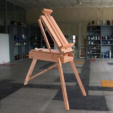 professionnel chevalet de peinture avec 181cm peintre peinture bois hêtre