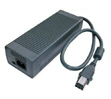 "OFFICIAL MICROSOFT XBOX360 203W REPLACEMENT POWER SUPPLY BRICK 220V ""FOR UK USE"""