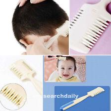 Kids Hair Razor Comb Cutter Cutting Thinning Shaper Haircut Grooming Men Women