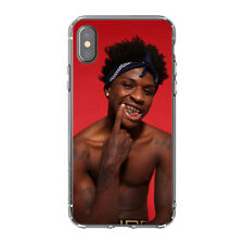 Quando Rondo Rap Silicone Phone Case For iPhone 11 Pro Xs Max XR X 8 7 6 Plus 5s