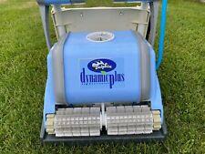 pulitore piscina automatico dolphin dynamic plus con telecomando e carrello