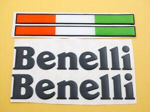 3D Raise Itay Bar Tank Fairing Emblem Badge Decal for Benelli Racing Motorcycles