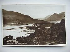 Ballachulish from Pier  --  Nr Glencoe, Kinlochleven, Oban, Tyndrum.