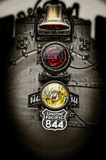 Union Pacific 844 20x30 Photo picture train canvas locomotive, engine, steam