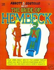 Abbott & Costello Meet the Bride of Hembeck #3