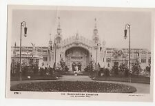 Franco British Exhibition, Machinery Hall, Rotary RP Postcard, A562