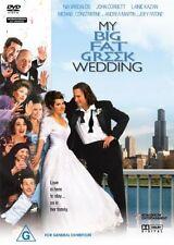My Big Fat Greek Wedding DVD Movie BRAND NEW SEALED R4