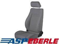 SEDILE SPORTIVO ANTERIORE GRIGIO SEDILE SEAT Grey JEEP CJ 76-86 Wrangler YJ TJ 87-06