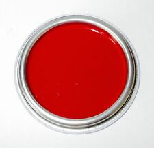 1L FLAME RED Gloss Heat Resistant Paint, Engine Caliper Brake Metal Steel Body