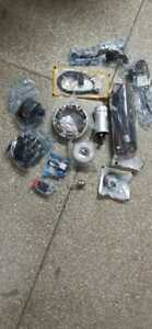 Royal Enfield complete wiring kit with Head light 12
