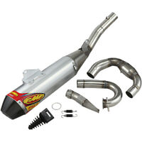 Yamaha YZ450F WR450F FMF Racing Megabomb System & 4.1 RCT Aluminium Exhaust