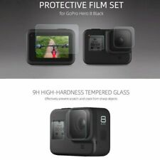HD Tempered Glass Screen Protector Guard Shield For GoPro Hero 8 Black