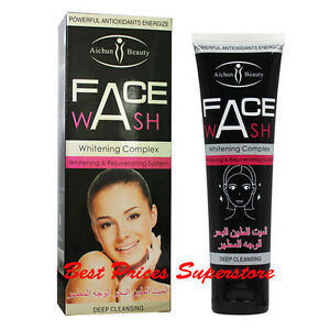 Aichun Face Wash Whitening Complex Deep Cleansing Acne Peel off Blackhead Mask