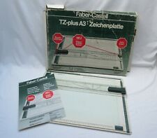 Retro Faber Castell TZ plus A3 portable drawing board Zeichenplatte 1083N boxed