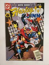 HARLEY QUINN #7 (VF+) 2001 BIG BARDA COVER & APPEARANCE; TERRY DODSON COVER