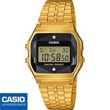 CASIO A159WGED-1EF*A159WGED-1*ORIGINAL*JAPAN*DIAMONDS VINTAGE*EDICION LIMITADA