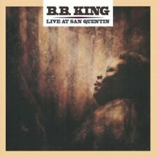 B.B. KING - LIVE AT SAN QUENTIN  VINYL LP  13 TRACKS BLUES ROCK  NEW!