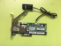 HP 633537-001 Smart Array P222 2GB FBWC 1-Port PCI-E SAS RAID Controller Battery