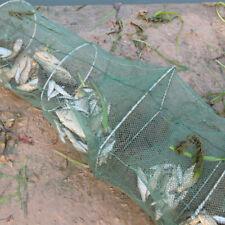 3.5M Pliable Filet Pêche Nasse Poissons Ecrevisse Crevette Appât Piège Homard FR