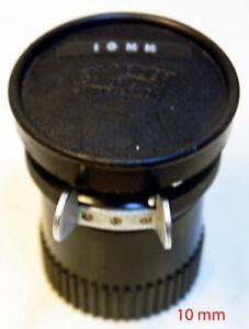 "Objectif SCHNEIDER  -MOUNT "" ARRIFLEX ""-  16  mm - F10 mm..1:1.8 - N° 7239771"