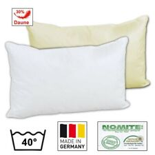 Pillows 30% Down,70% Feather (White New German Gänsed. And Spring, Kl.1), Bi
