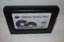 Sega Saturn Back Up Ram Memory Cart Very Good Shape Saving Cartridge Back-Up OEM