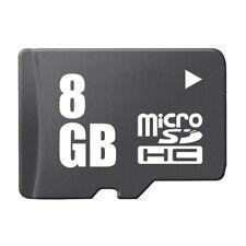 ORIGINALE 8 GB Micro SD TF Scheda di memoria per Cellulare Musica Foto Fotocamera Digitale