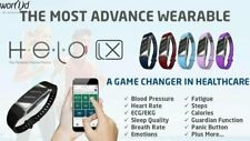 HELO Box Set  & Bands -  LX Wearable Personal Lifestyle Monitor Technology