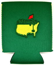 2018 Masters (GREEN) CAN COOLER KOOZIE from AUGUSTA NATIONAL