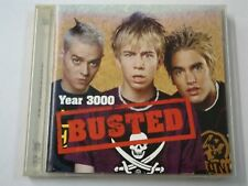 Busted - The Year 3000 CD Single Mcbusted