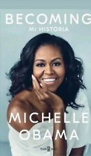 Becoming (SPANISH Language Edition) by Michelle Obama (Paperback, 2018)