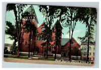 Park Baptist Church, Utica NY c1911 Postcard I8