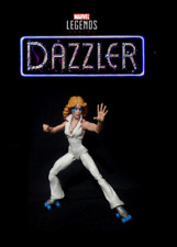 "Marvel Legends X-Men Series Warlock Wave: DAZZLER Disco 6"" Classic Comics Figure"
