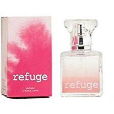 Charlotte Russe Refuge Perfume 1.7 Ounce Blended Pink Box Retired