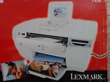 stampante per foto Lexmark P450 stampa senza PC NUOVA