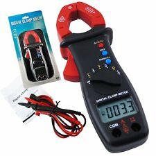 Digital Clamp Meter Autorange Ac Dc Current Voltage Resistance Diode Tester Tool