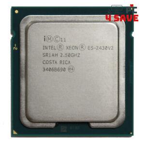 Intel Xeon E5-2430 V2 SR1AH 2.50GHz Six Core 15M LGA-1356 Server Processor 80W