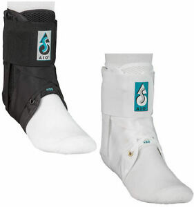 ASO Ankle Brace Stabilizer Protector with side stays   MedSpec   Free Delivery