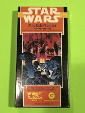 1989 Star Wars 'Mos Eisley Cantina' Adventure Set - West End Games - #40309