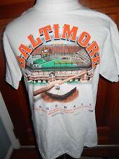 1997 Baltimore Orioles Baltimore Baseball Camden Yards Names on Large Shirt USA