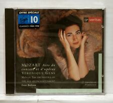 VERONIQUE GENS, MELVYN TAN - MOZART opera & concert arias ACCORD CD STILL SEALED