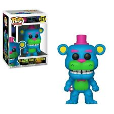 Funko Pop Vinyl Five Nights at Freddy's Freddy Blacklight