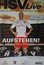 Programm 2010/11 HSV Hamburger SV - 1. FC Köln