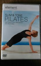 Element - Slim And Tone Pilates DVD Workout Fitness